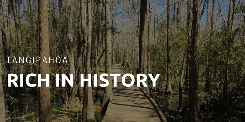 Tangipahoa is Rich with Culture and History